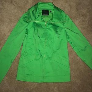 Lime Green Carlisle Jacket